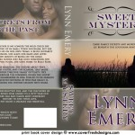 SWEET MYSTERY print book cover design