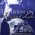 THE HOUSE ON SERPENT LAKE book cover design