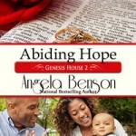 ABIDING HOPE book cover design