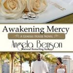 AWAKENING MERCY book cover design