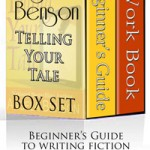 Telling Your Tale boxed set design