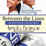 BETWEEN THE LINES book cover design