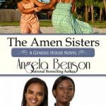 THE AMEN SISTERS book cover design