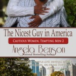 THE NICEST GUY IN AMERICA book cover design
