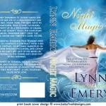 NIGHT MAGIC book cover design