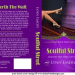 SOULFUL STRUT book cover design