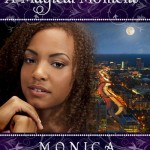 A MAGICAL MOMENT book cover design
