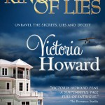 RING OF LIES book cover design