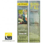 Bookmark design for authors